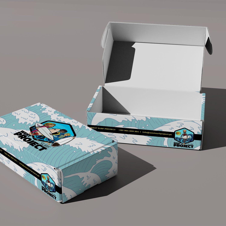 Concept Caixas West Surf Project